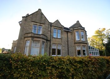 Thumbnail 2 bed flat for sale in Flat 3, Underwood Court, Maggies Wood Loan, Falkirk