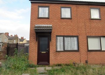 Thumbnail 2 bed semi-detached house to rent in Oxford Street, Grimsby