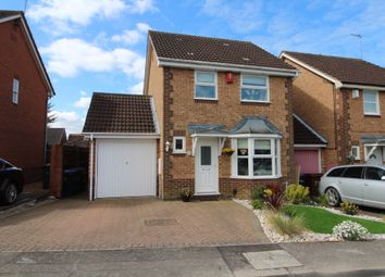 3 bed link-detached house for sale in Lambrook Drive, East Hunsbury, Northampton, Northamptonshire NN4