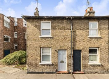 Thumbnail 2 bed terraced house for sale in Station Road, Hampton