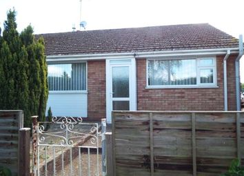 Thumbnail 2 bed bungalow for sale in Lansdowne Road, Worcester, Worcestershire
