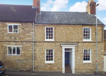 Thumbnail 3 bed end terrace house for sale in 28 London Road, Wollaston, Northamptonshire