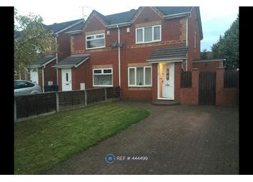 Thumbnail 2 bed semi-detached house to rent in Windmill Avenue, Salford