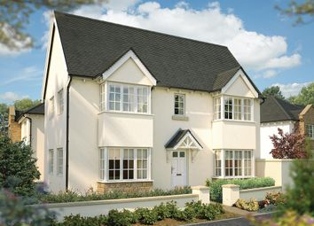"Thumbnail 3 bedroom detached house for sale in ""The Sheringham"" at The Green, Chilpark, Fremington, Barnstaple"
