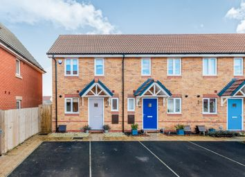 Thumbnail 2 bedroom end terrace house for sale in Foxglove Way, Great Western Park, Didcot