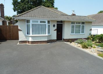Thumbnail 2 bed detached bungalow for sale in Weldon Avenue, Bear Cross, Bournemouth
