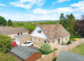 5 bed detached bungalow for sale in Cagebrook Lane, Llanyre, Llandrindod Wells LD1