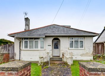 Thumbnail 4 bed bungalow for sale in Kings Road, Lancing