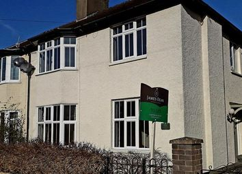 Thumbnail 3 bedroom semi-detached house to rent in Priory Gardens, Brecon
