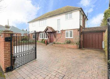 Thumbnail 4 bed property for sale in Hillcrest Avenue, Chertsey