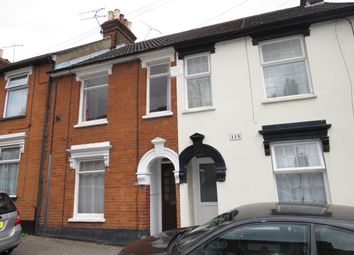 Thumbnail 3 bed end terrace house to rent in Rectory Road, Ipswich