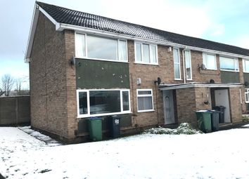 Thumbnail 2 bed maisonette to rent in Tudor Court, Tipton