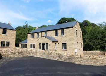 Thumbnail 4 bedroom detached house for sale in Old Foundry, Riverside, Bingley
