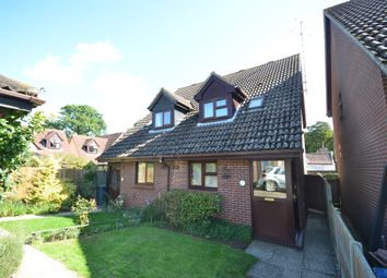 Thumbnail 2 bed semi-detached house for sale in Waveney Close, Saxmundham