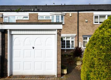 Thumbnail 3 bed town house for sale in Gravel Bank, Woodgate Valley, Birmingham