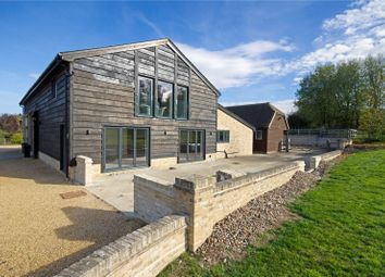 Thumbnail 5 bed barn conversion to rent in Fox Road, Bourn, Cambridge