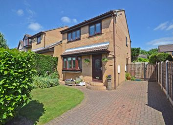 Thumbnail 3 bed detached house for sale in Hopewell Way, Crigglestone, Wakefield, West Yorkshire