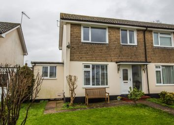 Thumbnail 4 bed end terrace house for sale in Woodlands, Newton St. Cyres, Exeter