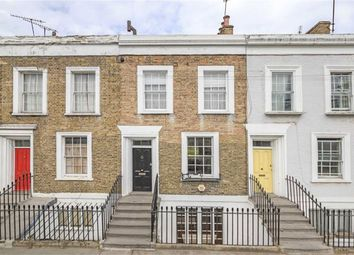 Thumbnail 2 bed terraced house for sale in Arlington Avenue, London