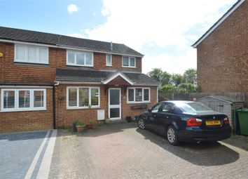 Thumbnail 3 bed semi-detached house for sale in Paget Drive, Maidenhead, Berkshire