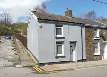 Thumbnail 2 bed property for sale in Brynmair Road, Aberdare