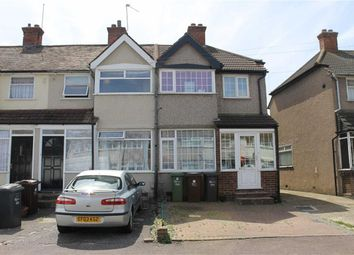 Thumbnail 3 bedroom terraced house to rent in Oval Road North, Dagenham, Essex