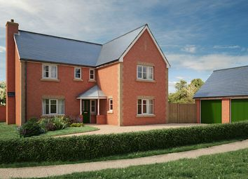 Thumbnail 5 bedroom detached house for sale in The Hedgerows, Grove Crescent, Woore