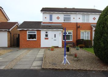 Thumbnail 3 bed property for sale in Heathfield Park, Middleton St. George, Darlington