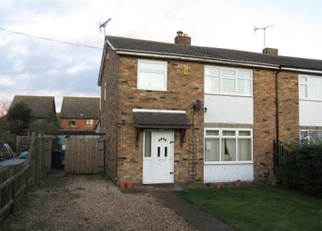 Thumbnail 3 bedroom semi-detached house for sale in Oilmills Road, Ramsey Mereside, Huntingdon