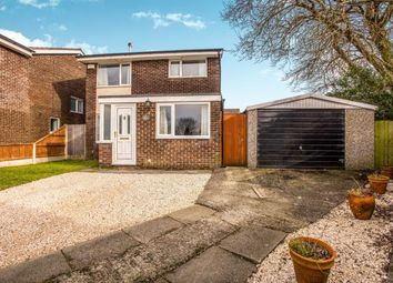 Thumbnail 3 bedroom detached house for sale in Langport Close, Fulwood, Preston, Lancashire