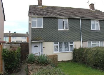 Thumbnail 3 bed property to rent in Coniston Crescent, Weston-Super-Mare