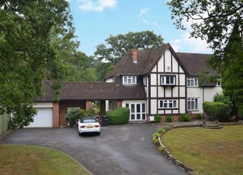 Thumbnail 4 bed detached house to rent in Pachesham Park, Leatherhead
