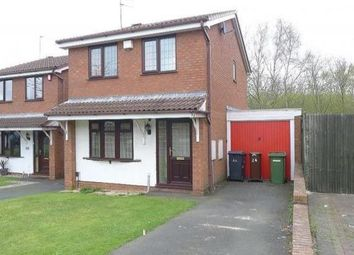 Thumbnail 3 bed property to rent in Willingworth Close, Bilston, Wolverhampton