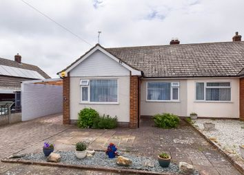 Thumbnail 2 bed semi-detached bungalow for sale in Swalecliffe Road, Whitstable