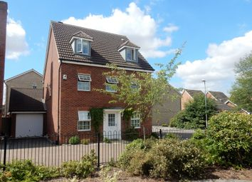 Thumbnail 5 bed detached house for sale in Monks Way, Shireoaks, Worksop