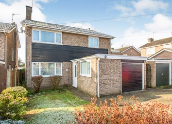 Thumbnail 4 bed detached house for sale in Newby Court, Congleton, Cheshire