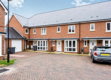 Thumbnail 3 bedroom terraced house to rent in Claydon Court, St Michaels Place, Waterlooville