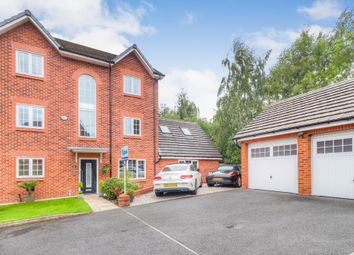 Thumbnail 5 bed detached house for sale in Boothdale Drive, Audenshaw, Manchester