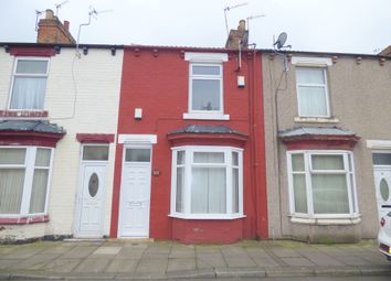 Thumbnail 2 bedroom terraced house for sale in Sadberge Street, North Ormesby, Middlesbrough