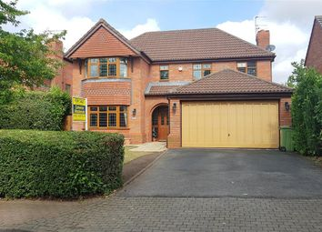 Thumbnail 4 bed detached house for sale in Upton Lane, Widnes