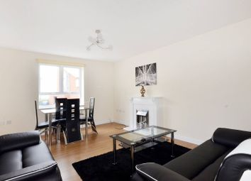 Thumbnail 2 bed flat to rent in Erebus Drive, Woolwich