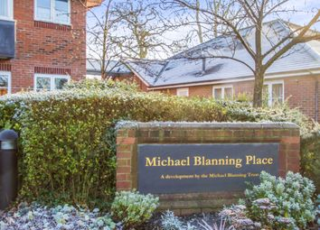 Thumbnail 2 bed penthouse for sale in Michael Blanning Place, Gorton Croft, Balsall Common, Coventry