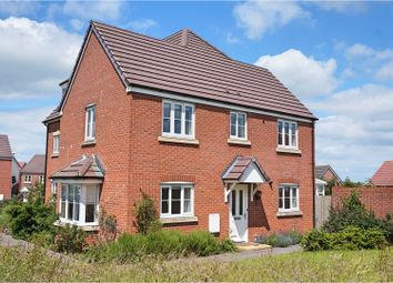 Thumbnail 3 bedroom semi-detached house for sale in Postmill Drive, Royal Wootton Bassett