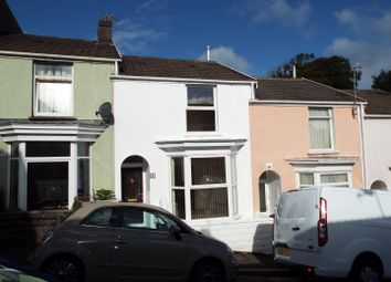 Thumbnail 2 bed terraced house for sale in Castle Square, Mumbles, Swansea