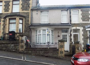 3 bed terraced house for sale in Coronation Road, Six Bells, Abertillery NP13