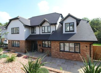Thumbnail 6 bed detached house for sale in Brookdale, St. Leonards-On-Sea