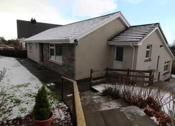 Thumbnail 3 bed detached bungalow for sale in 4 Memorial Avenue, Stornoway