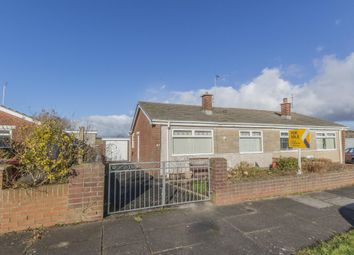 Thumbnail 2 bed semi-detached bungalow for sale in Foxfield Road, Walney, Barrow-In-Furness
