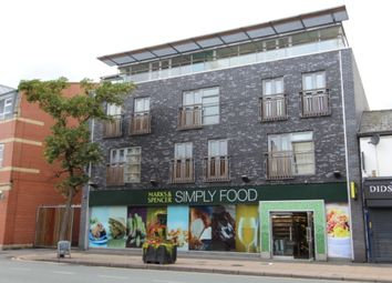 Thumbnail 2 bed flat for sale in Wilmslow Road, Didsbury