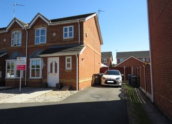 Thumbnail 3 bed town house for sale in Millcroft Close, Thorne, Doncaster